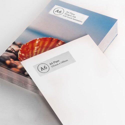 A6 Flyer printers