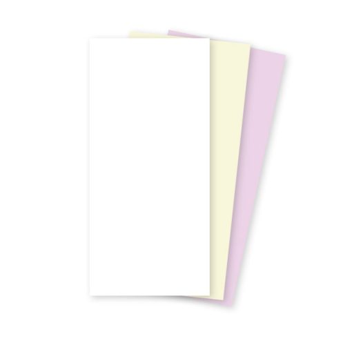 DL Triplicate Pads and Books